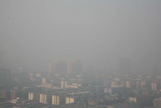 Місто Ліньфень, Китай