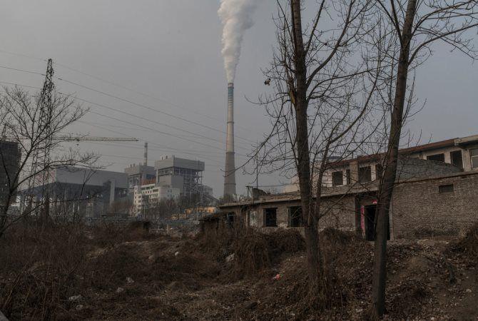 Город Линьфэнь, Китай