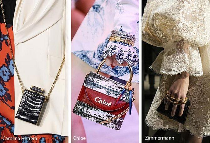 Модные сумки осень-зима 2019-2020: 10 трендов сезона 7