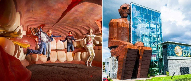 Самые удивительные музеи в мире