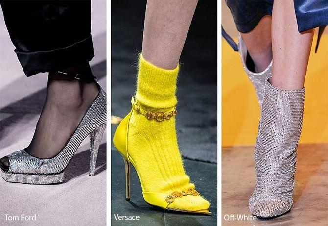 женская обувь 2019