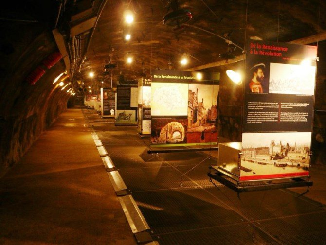 Музей канализации (Париж, Франция)