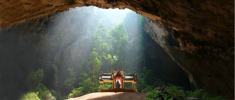 Це найдивовижніші печери, що ніби не з нашої планети