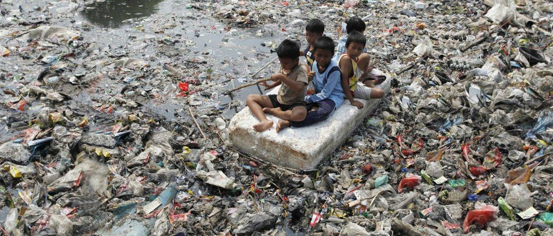 10 самых грязных мест на Земле: что мы натворили