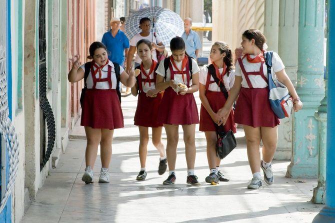 Школьный дресс-код в разных странах мира 11