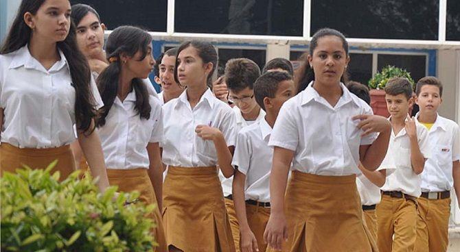Школьный дресс-код в разных странах мира 12