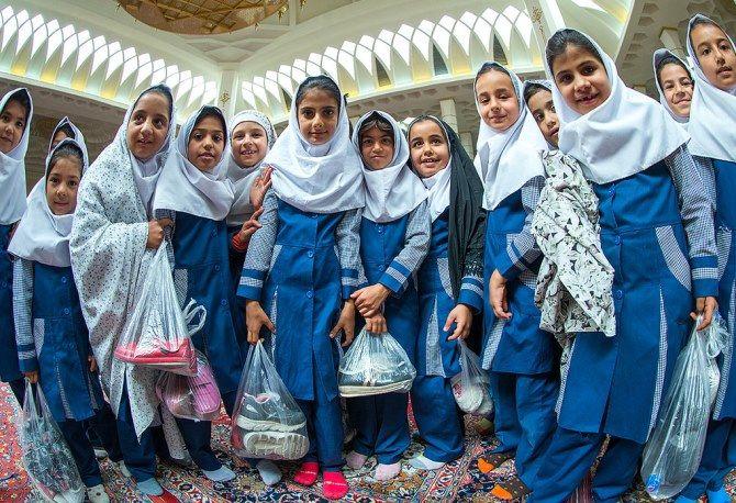 Школьный дресс-код в разных странах мира 8