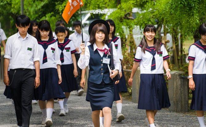 Школьный дресс-код в разных странах мира 3