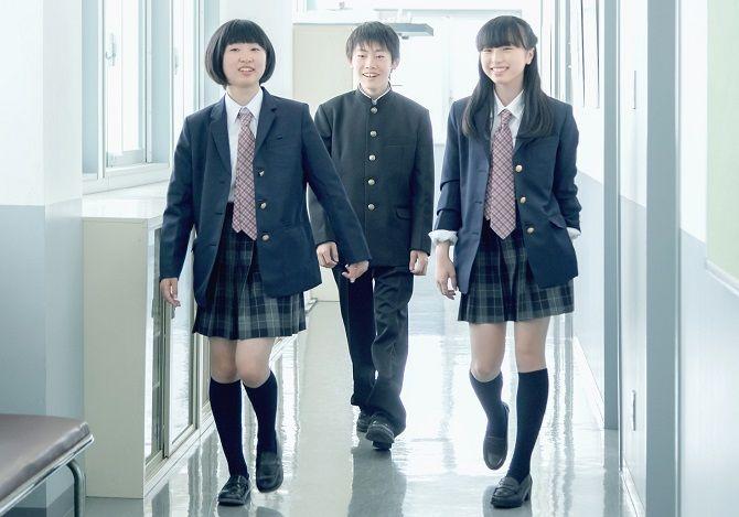 Школьный дресс-код в разных странах мира 4