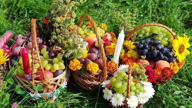 Яблочный спас 2020: традиции, приметы, когда праздновать? 2