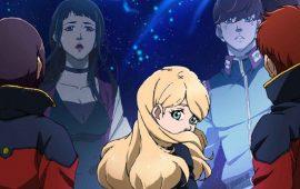Мобильный воин Гандам: Нарратив – полнометражное аниме о галактических войнах
