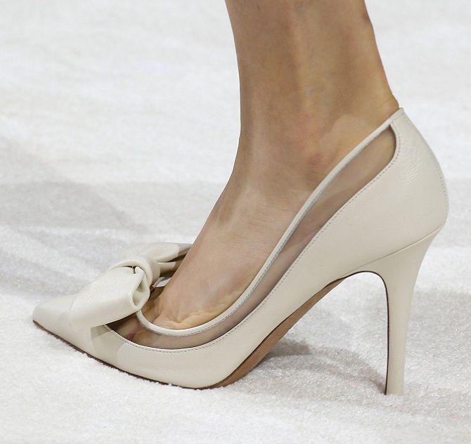 Модні туфлі осінь 2020: від елегантної класики до вишуканої сучасності 1