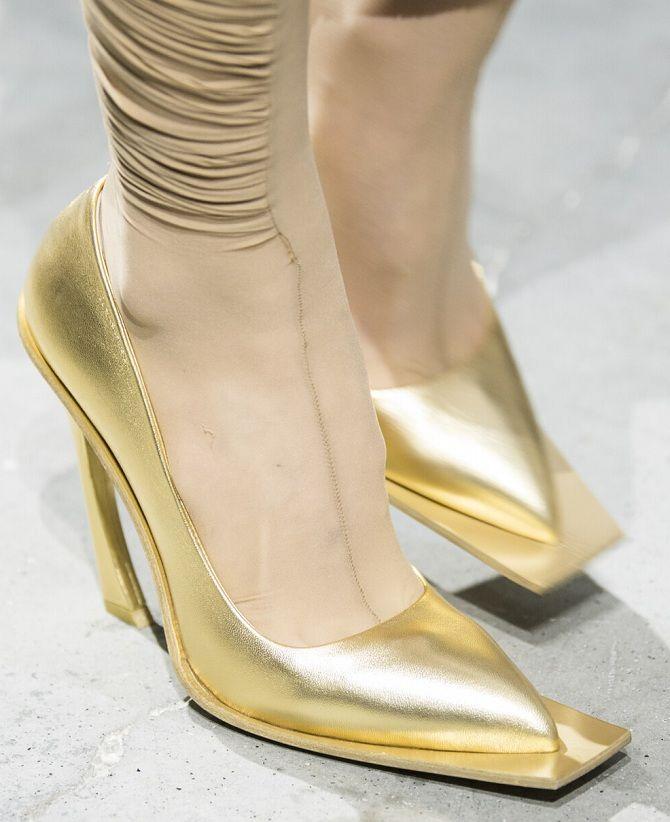 Модні туфлі осінь 2020: від елегантної класики до вишуканої сучасності 12