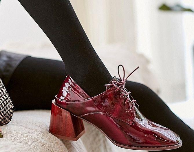 Модні туфлі осінь 2020: від елегантної класики до вишуканої сучасності 13