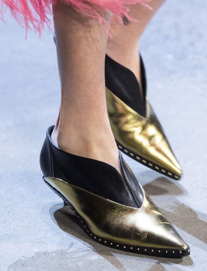 Модні туфлі осінь 2020: від елегантної класики до вишуканої сучасності 14
