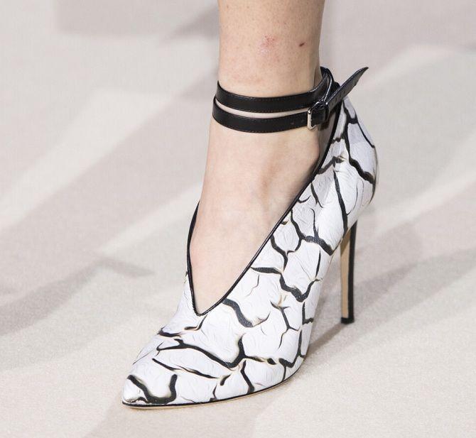 Модні туфлі осінь 2020: від елегантної класики до вишуканої сучасності 15