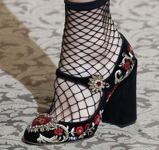 Модні туфлі осінь 2020: від елегантної класики до вишуканої сучасності 18