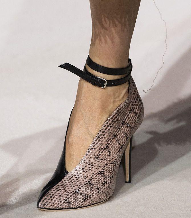 Модні туфлі осінь 2020: від елегантної класики до вишуканої сучасності 2