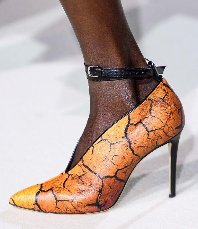 Модні туфлі осінь 2020: від елегантної класики до вишуканої сучасності 3