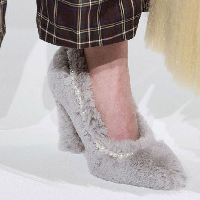 Модні туфлі осінь 2020: від елегантної класики до вишуканої сучасності 4