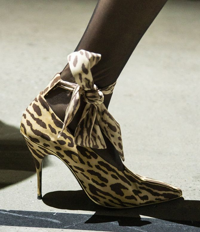 Модні туфлі осінь 2020: від елегантної класики до вишуканої сучасності 5