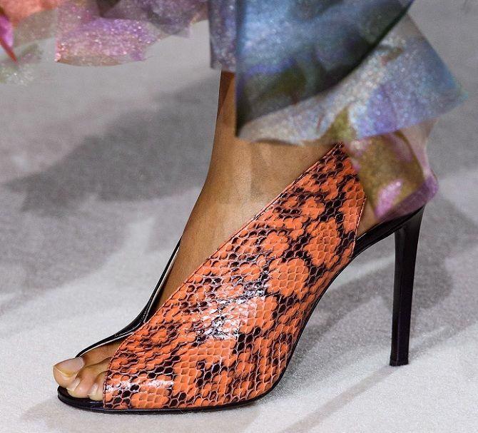 Модні туфлі осінь 2020: від елегантної класики до вишуканої сучасності 6