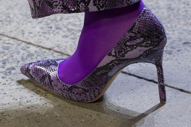 Модні туфлі осінь 2020: від елегантної класики до вишуканої сучасності 7