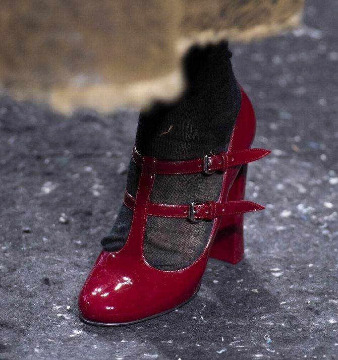Модні туфлі осінь 2020: від елегантної класики до вишуканої сучасності 8