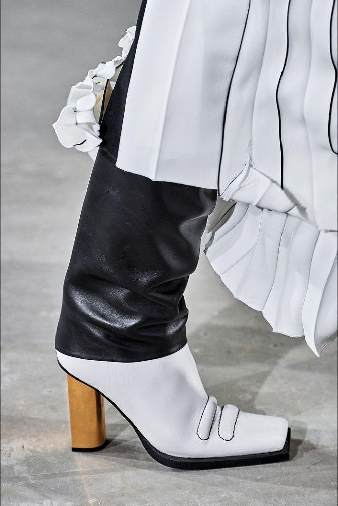 Модні туфлі осінь 2020: від елегантної класики до вишуканої сучасності 10