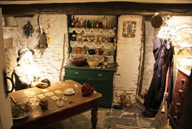 Музей магии и колдовства