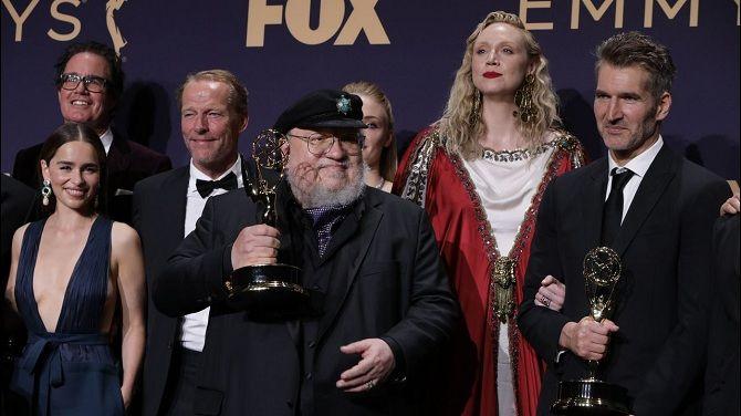 Победители Emmy Awards 2019  сериал года Игра престолов