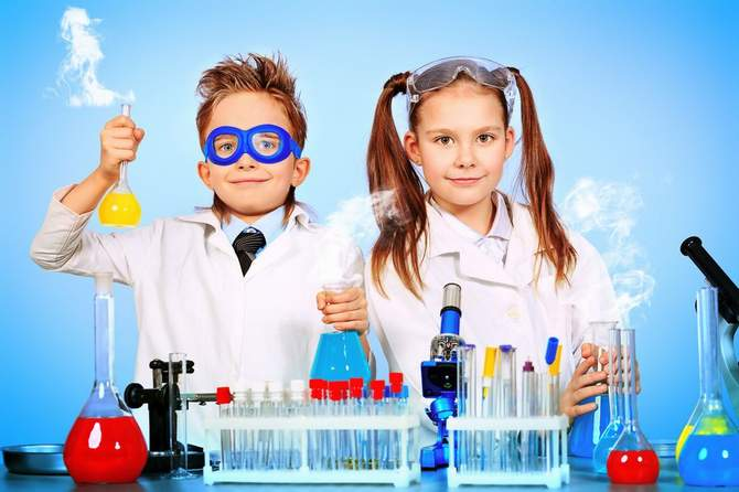 interesting experiments for children