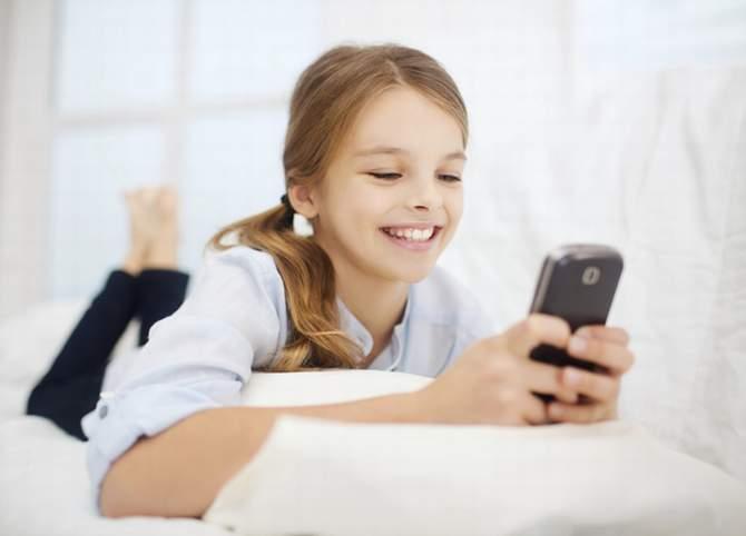 модели смартфонов для детей