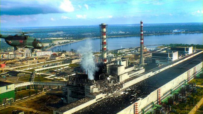 Катастрофа на Чорнобильській АЕС, 1986 рік