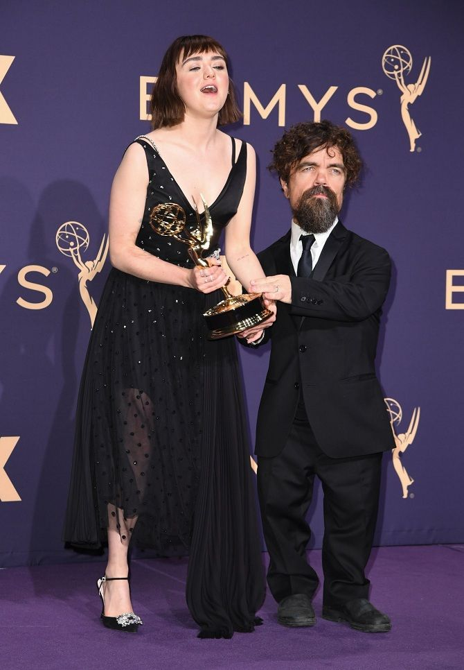 Победители Emmy Awards 2019 Питер Динклэйдж