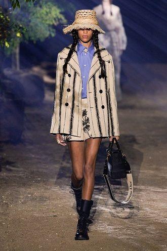 Неделя моды в Париже: лучшие образы весны и лета 2020 года 2