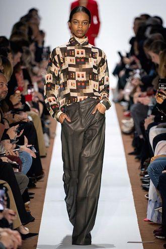 Палаццо, бананы и галифе: самые стильные брюки осень-зима 2020-2021 3