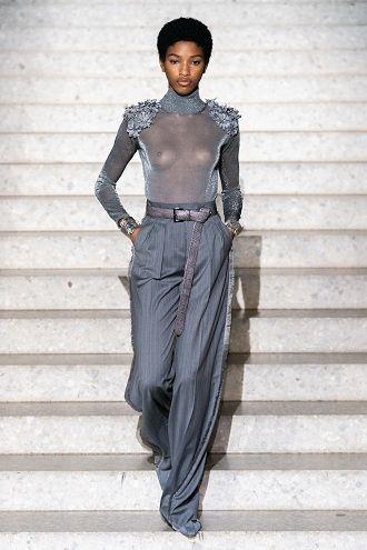 Палаццо, бананы и галифе: самые стильные брюки осень-зима 2020-2021 8