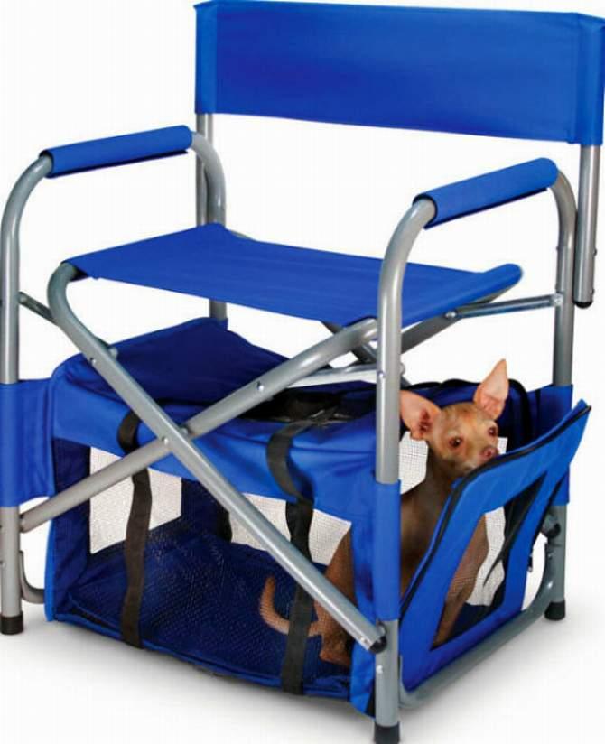 Походный стул для животных