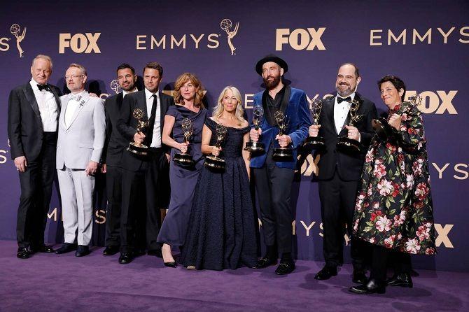 міні-серіал - «Чорнобиль»Переможці Emmy Awards 2019