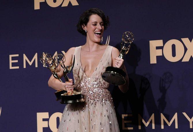 сериал дрянь Победители Emmy Awards 2019