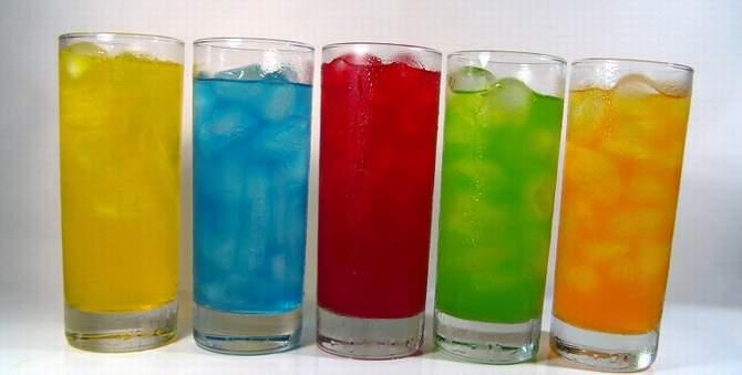 напої