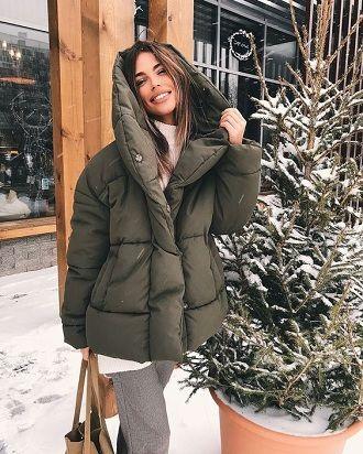 Верхняя одежда осень-зима 2019-2020