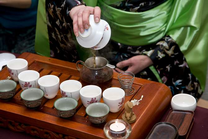 Церемонія чаювання