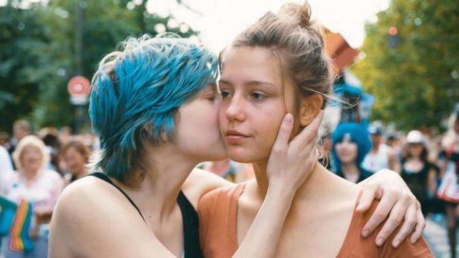 фільм Життя Адель, 2013
