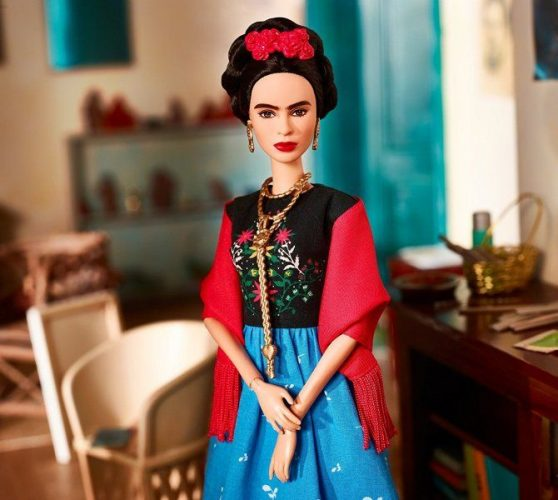 кукла  Барби Фрида Кало
