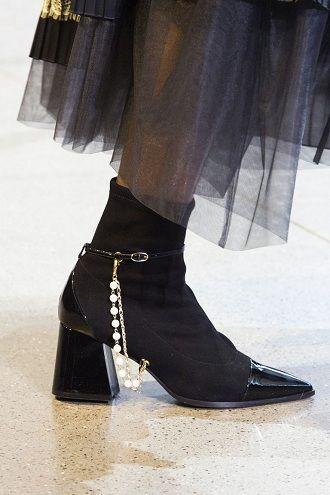 ботинки осень-зима 2019-2020