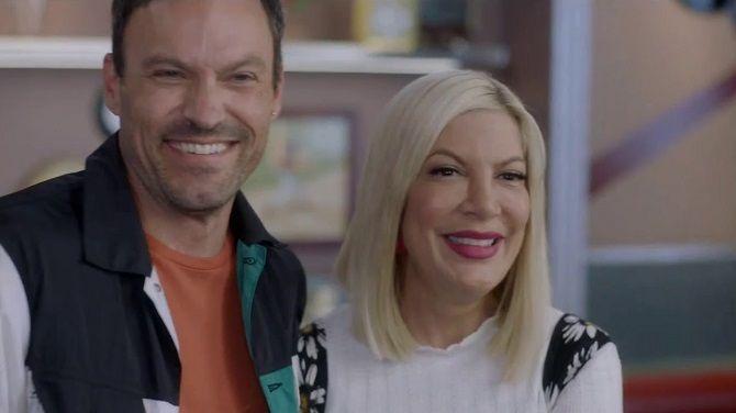 серіал Беверлі-Хіллз 90210 Девід Сільвер - Браян Остін Грін