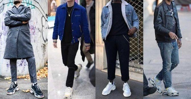 мужские кроссовки 2019-2020
