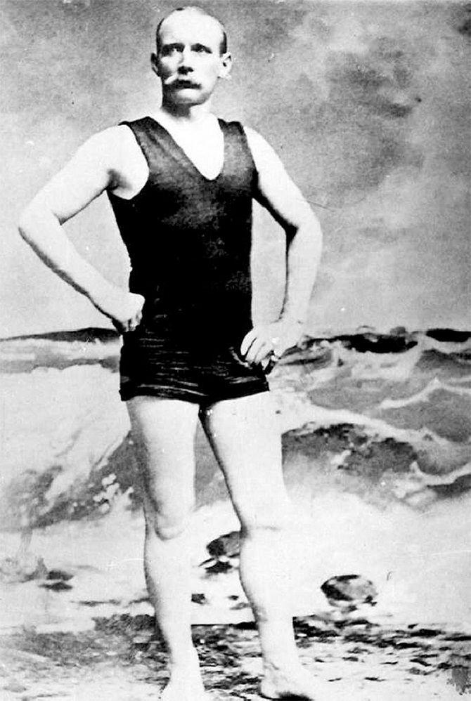 первым переплыл Ла-Манш